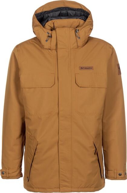 Columbia M RUGGED PATH JACKET, Camel Brown